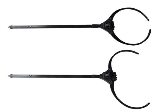 多功能铝合金腰叉抓捕器